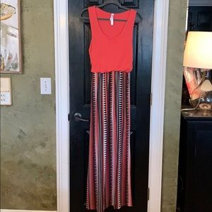 Soft maxi dress large